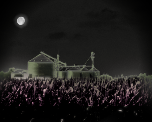 night-grain-bins joleen naylor