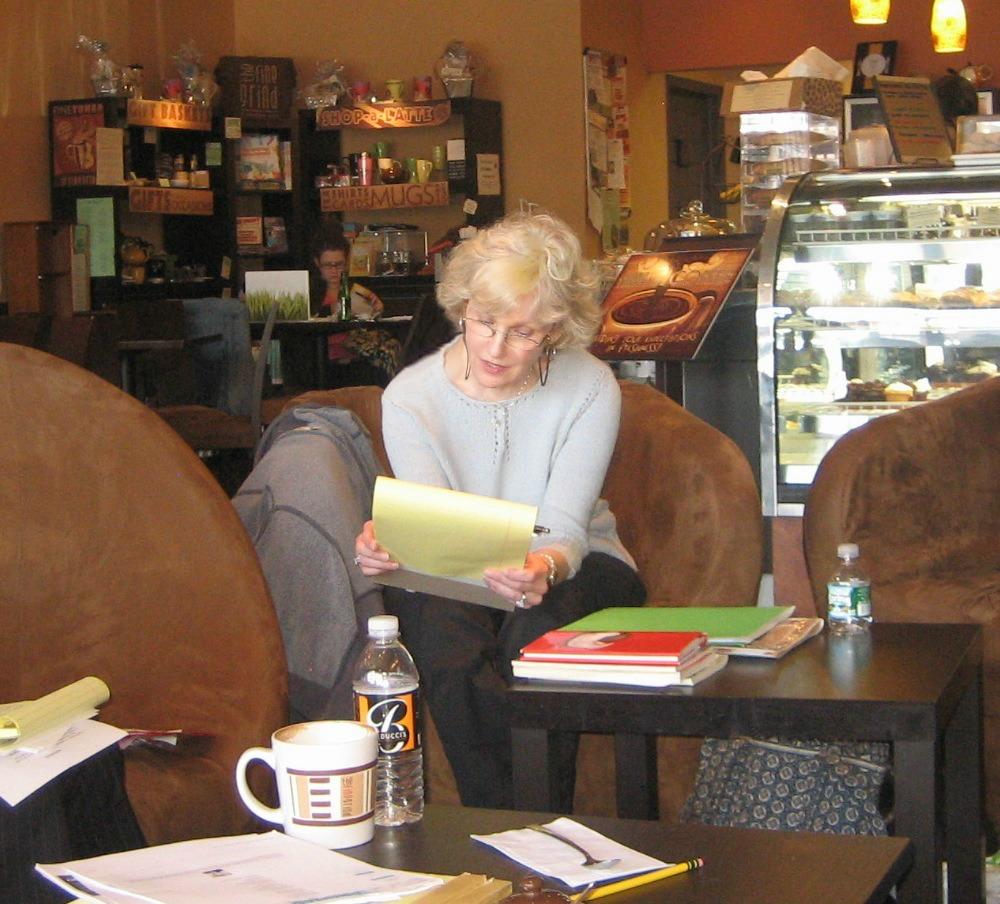 Poet Diane Lockward - Part III  (2/2)