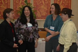 2009 SFWC MFA Scholarship winners & sponsor 05